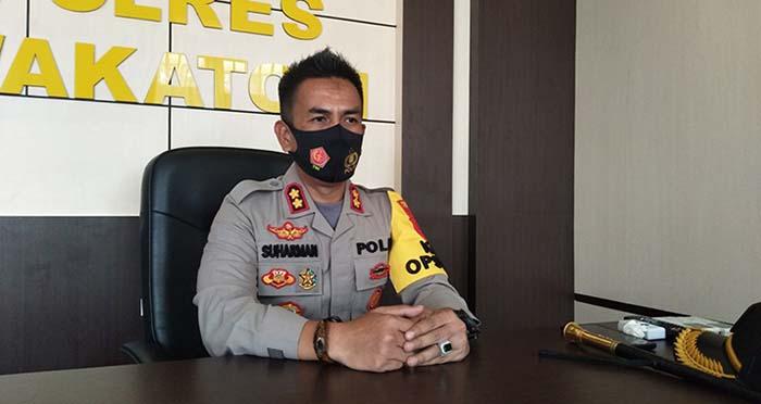 Dengan Kerjasama Semua Pihak Terbukti Polres Wakatobi Target Ratusan Dosis Per Hari Tercapai